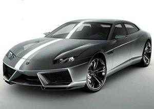 Lamborghini Estoque llegará para cubrir las necesidades del sector.