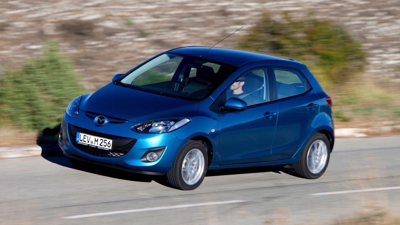 Mazda 2 2011 – 4