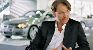 Adrian van Hooydonk, nuevo responsable de BMW