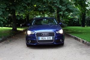 Frontal del Audi A1.