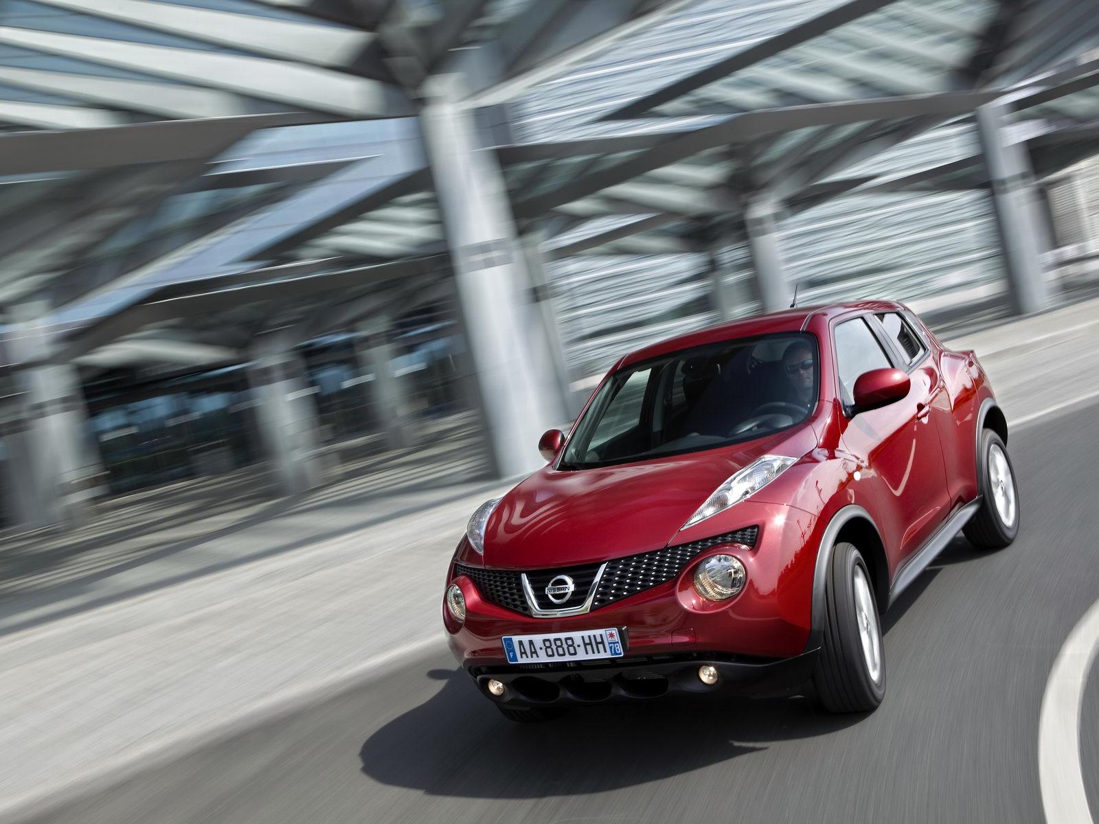 Nissan Juke - экстерьер, фото 2.