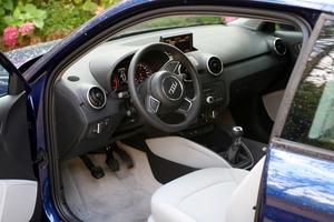 Salpicadero del Audi A1.
