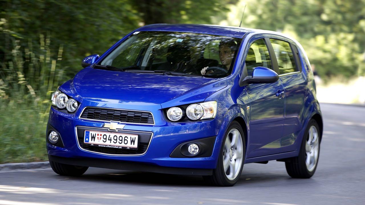 Chevrolet Aveo 2011 – 2