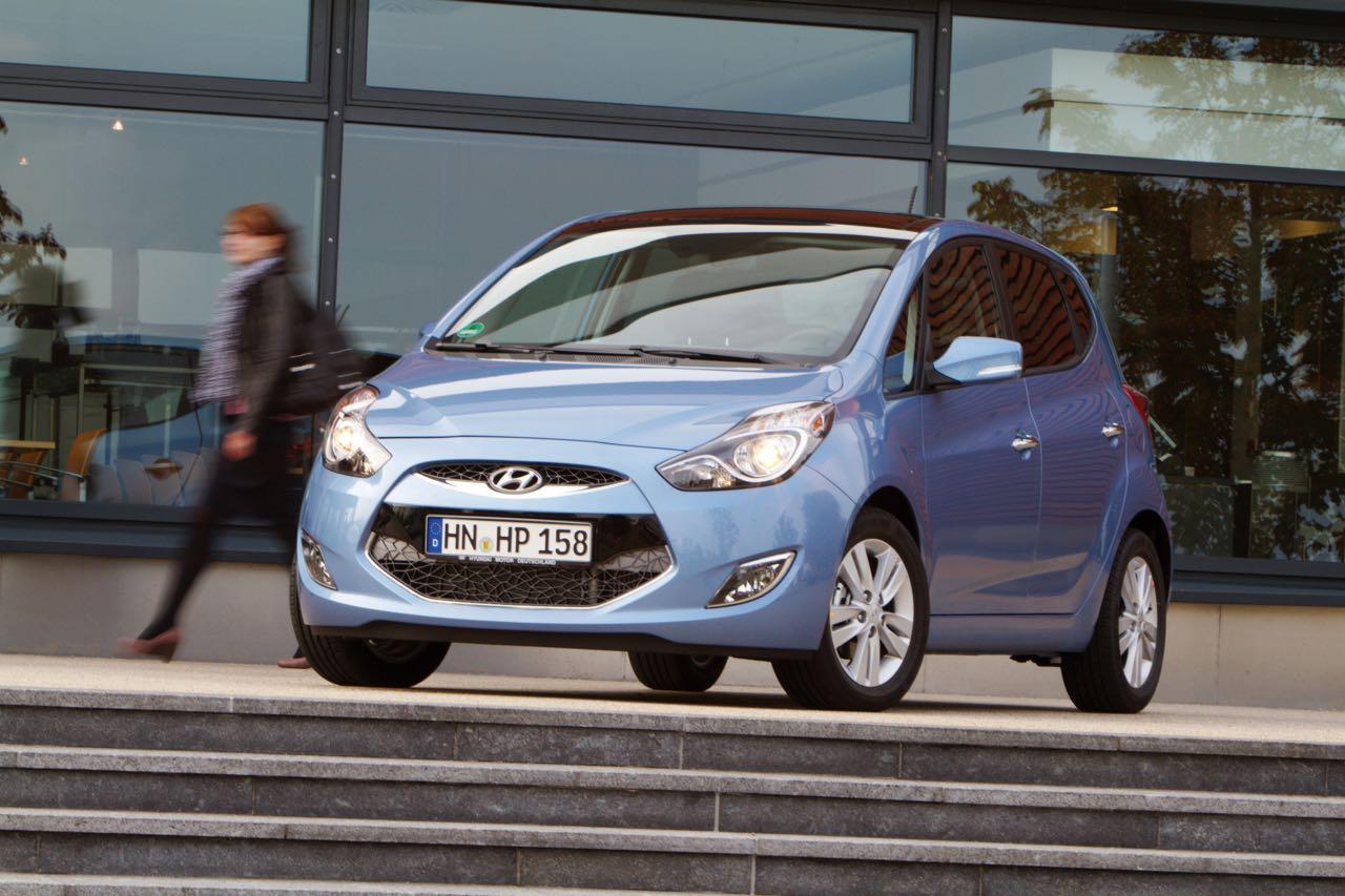 Hyundai ix20 2011 – 12