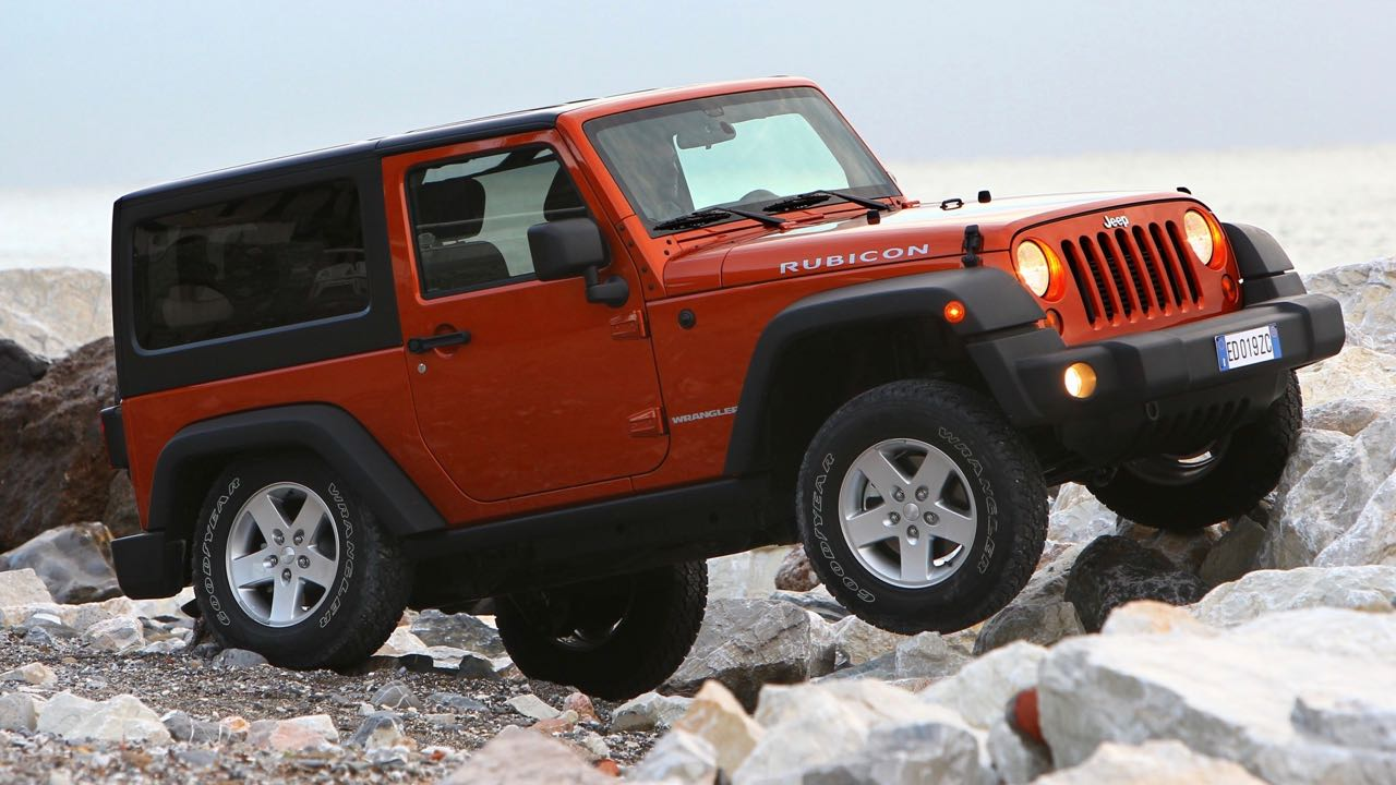Jeep Wrangler Rubicon 2011 – 9