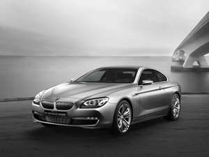 BMW Concept 6 Series Coupe