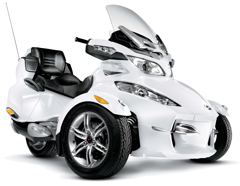 Can Am Spyder El Roadster De 3 Ruedas Se Renueva