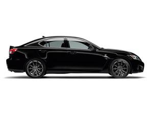 Foto del nuevo Lexus IS F 2011