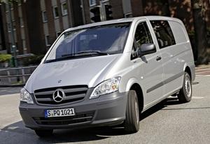 Mercedes Benz Vito 2010
