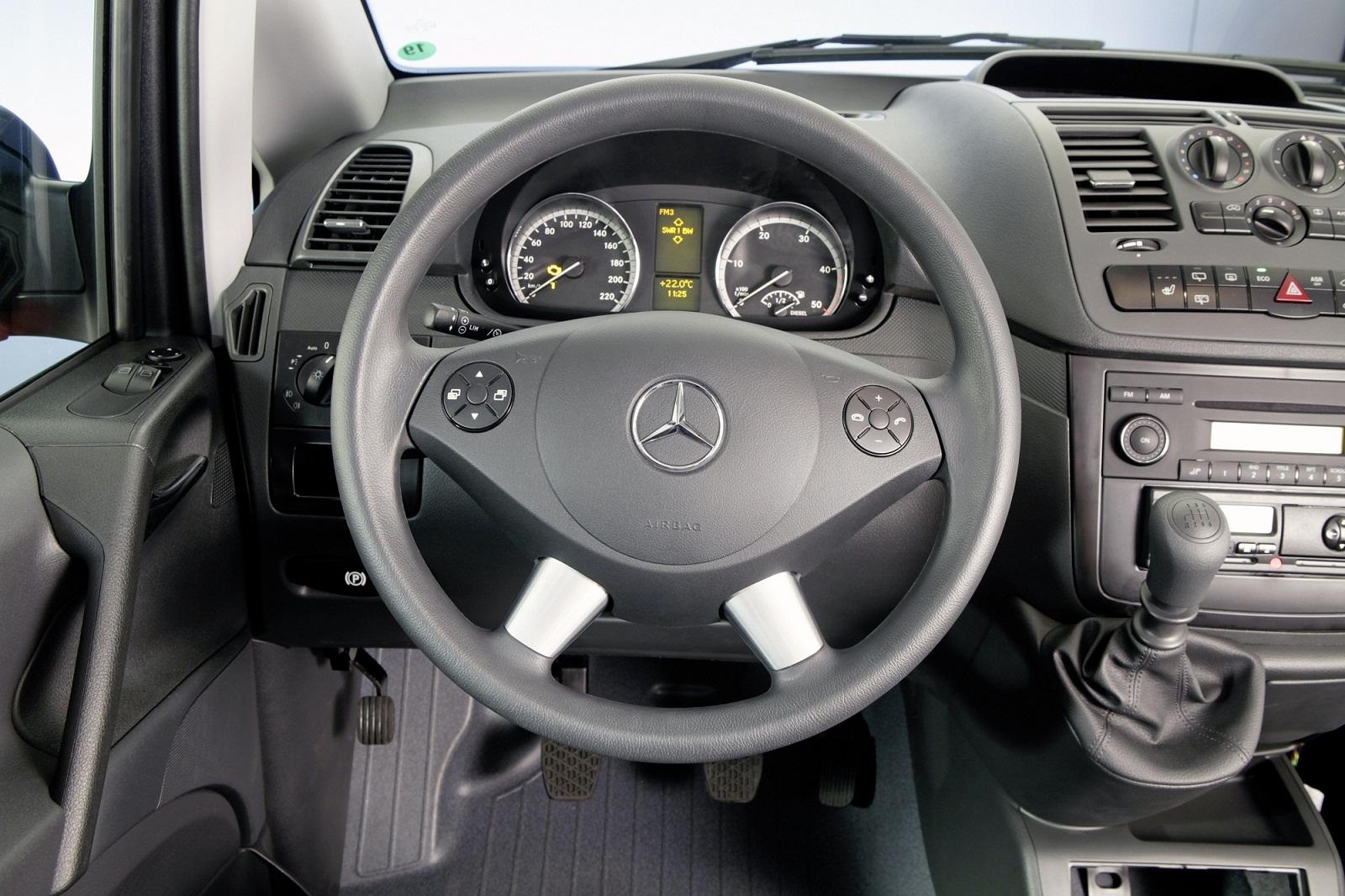 Mercedes Benz Vito 2010 M 225 S Eficiente Y Potente
