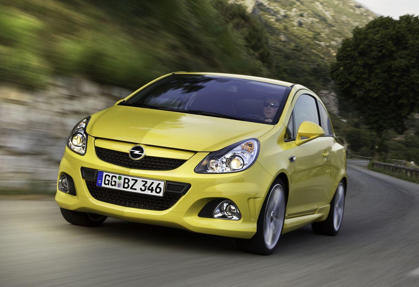 2010 Opel Corsa OPC photo - 2