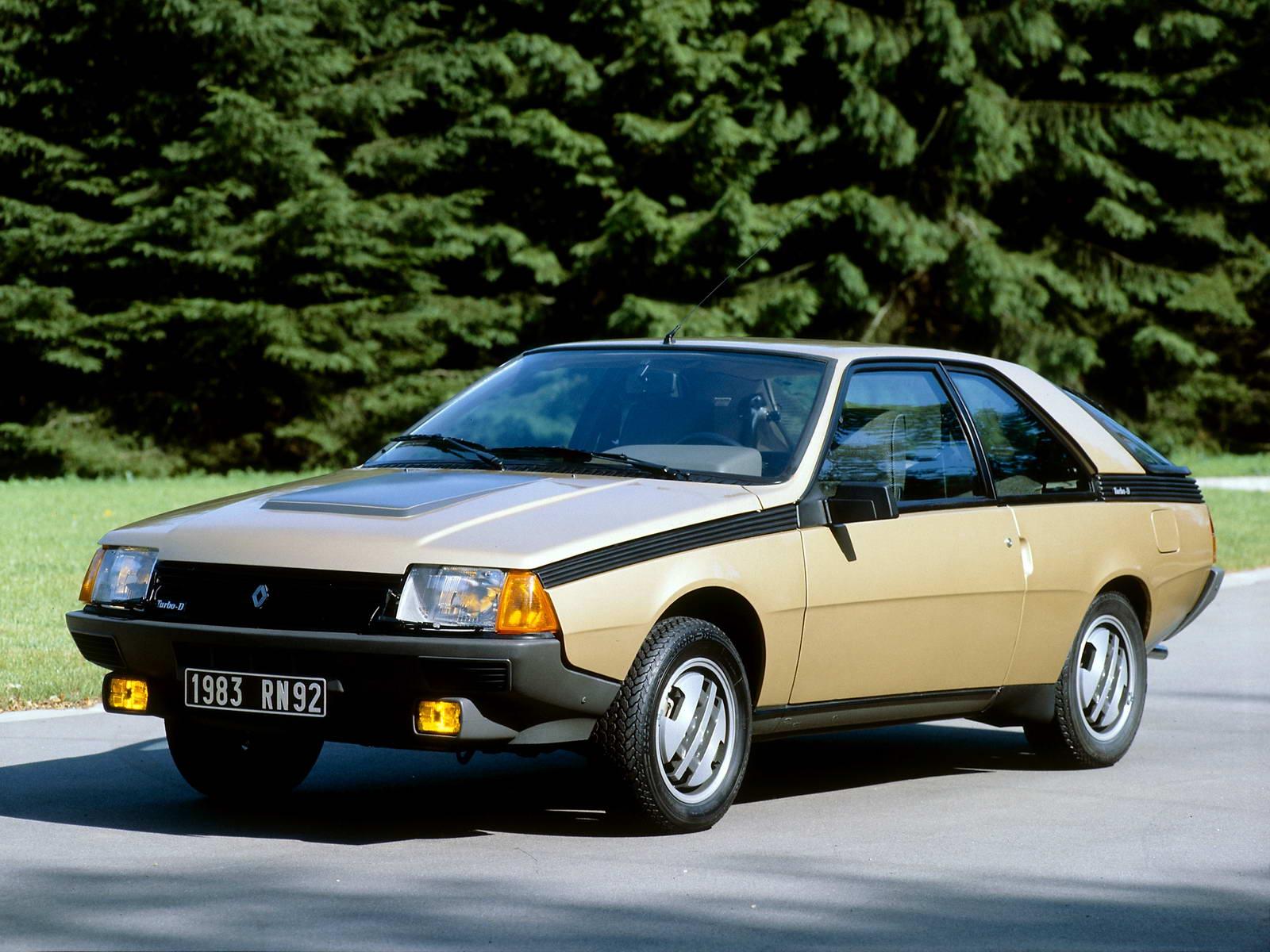 30 Aniversario Del Renault Fuego