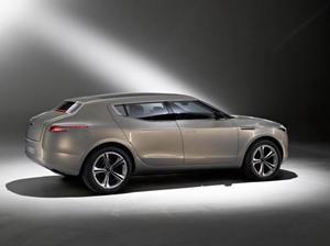 Lagonda Concept podría sufrir algunas modificaciones.