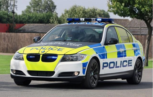 El especial BMW 330d que surcará las carreteras británicas.