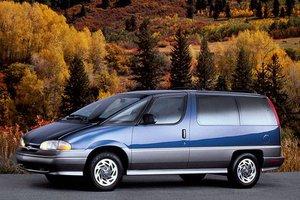 Chevrolet Lumina pasó sin pena ni gloria en 1990.