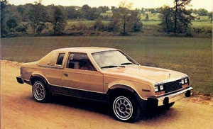 AMC Eagle de 1980.