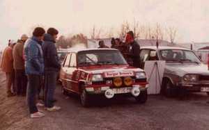 Carlos Sáinz comenzó a competir con el R5 TS.