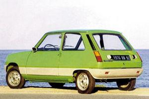 En 1972 llegará al mercado español el primer modelo.