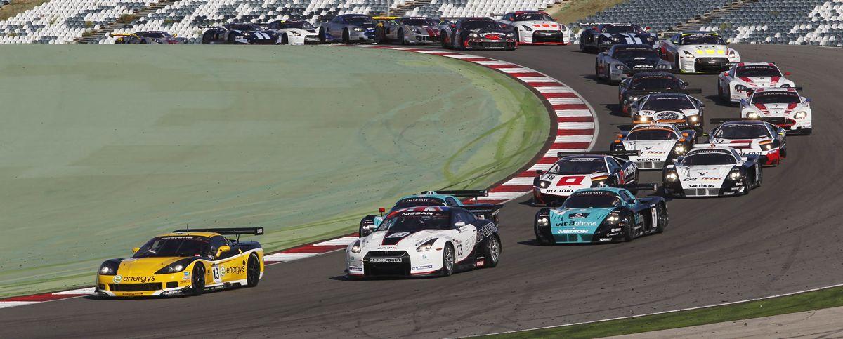 FIA GT1 : PORTIMAO 2010