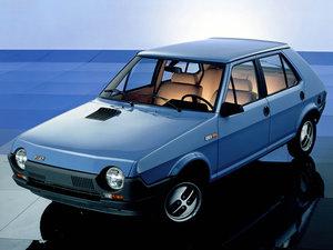 Fiat Strada o Fiat Ritmo de 1978.