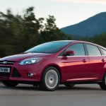Ford Focus 2012 dinamica