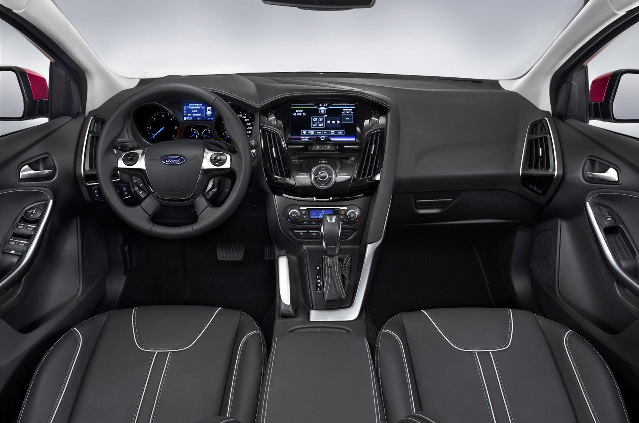 Ford Focus 2012 salpicadero