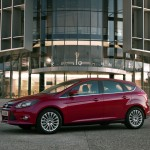 Ford Focus 2012 lateral