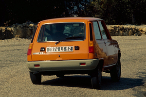 El R5 tuvo una primera fase de producción de 13 años.