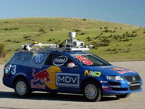 DARPA Urban Challenge 2007