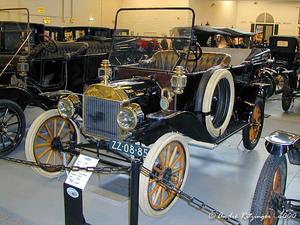 Ford Model T de 1914.