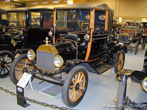 Ford Model T de 1915.