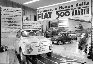 El Fiat 500 fue capaz de cosechar todos los éxitos.