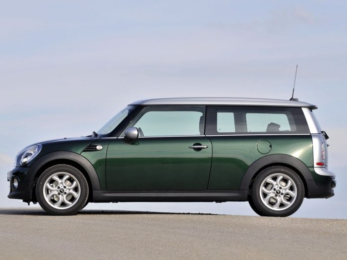 MINI Clubman 2010 vista lateral