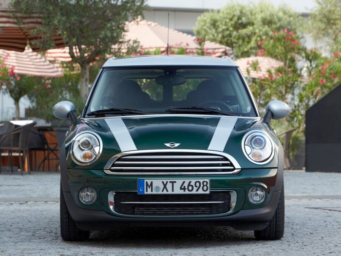MINI Clubman 2010 frontal