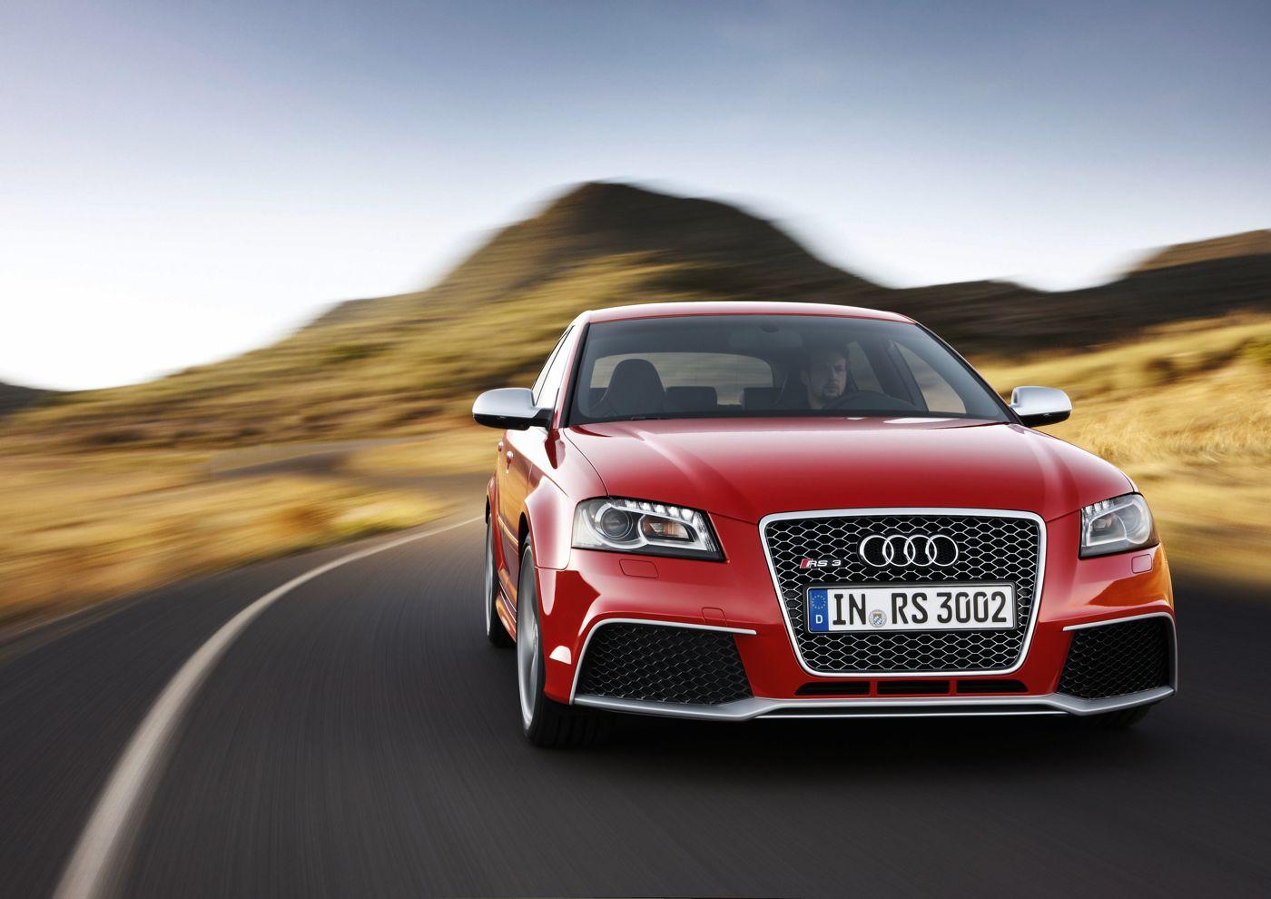 Primeras fotos y datos del Audi RS3