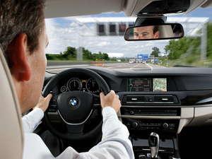 Cámara BMW y Head-Up Display