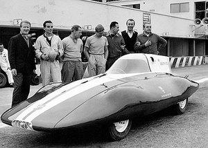 Fiat Abarth 750 fue una auténtica leyenda.