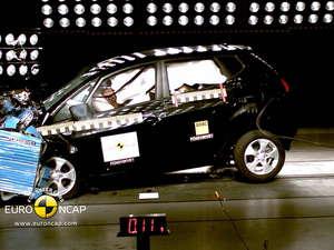 Kia Venga - 5 estrellas Euro NCAP