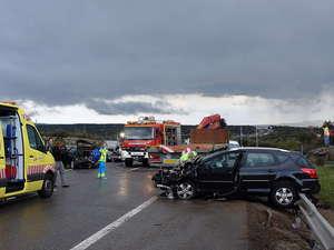 En invierno 7 de cada 10 accidentes está relacionado con la lluvia