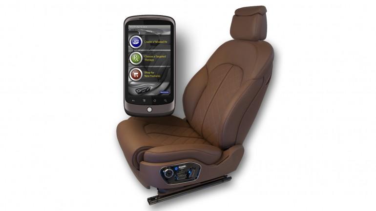 Adapta el asiento de tu coche a ti con el m vil for Asientos para ninos coche