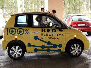 Vehículo eléctrico Think City