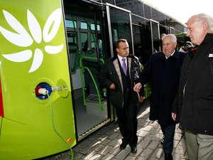 Autobuses híbridos para la localidad de Tres Cantos