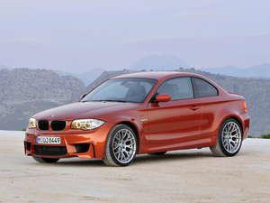El BMW 1 Series M Coupé en todo su explendor