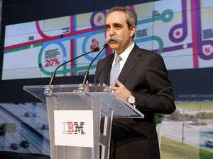 Juan Antonio Zufiria, presidente de IBM