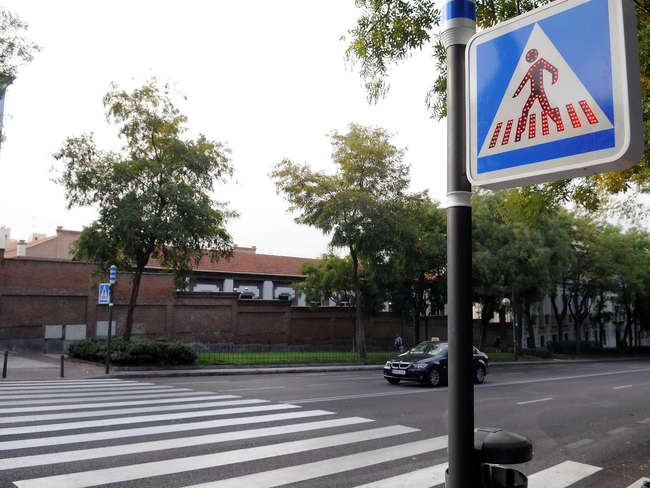 """Estudio EuroTest: """"Programa de evaluación de pasos de peatones"""""""