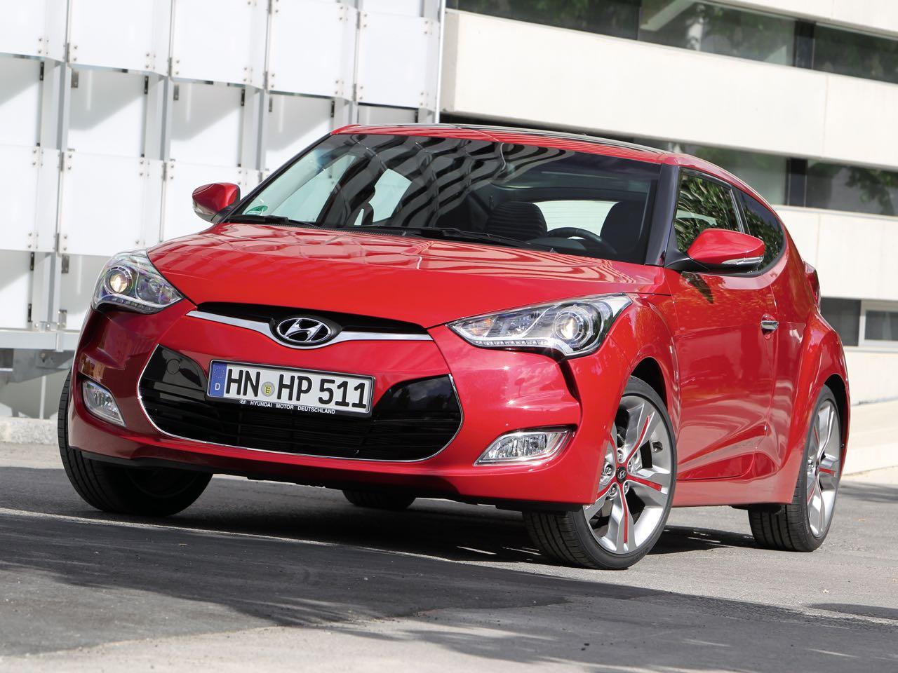 Hyundai Veloster 2011 – 8