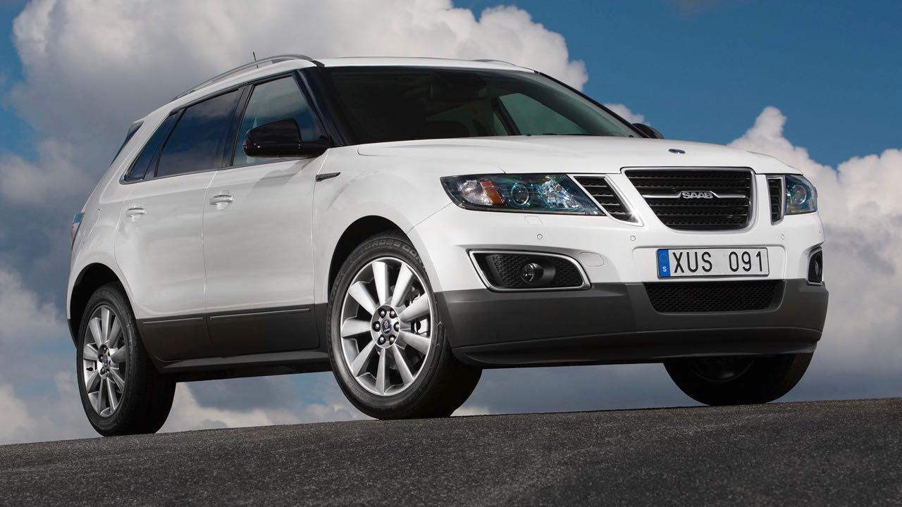 Saab 9-4X 2011