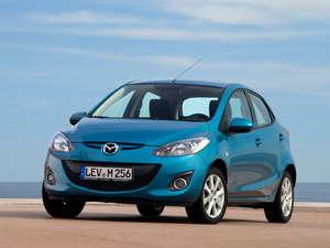 Estará basado en el Mazda2 (Demio en Japón)