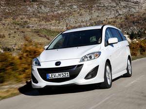 Nuevo Mazda 5 1.6 CRTD