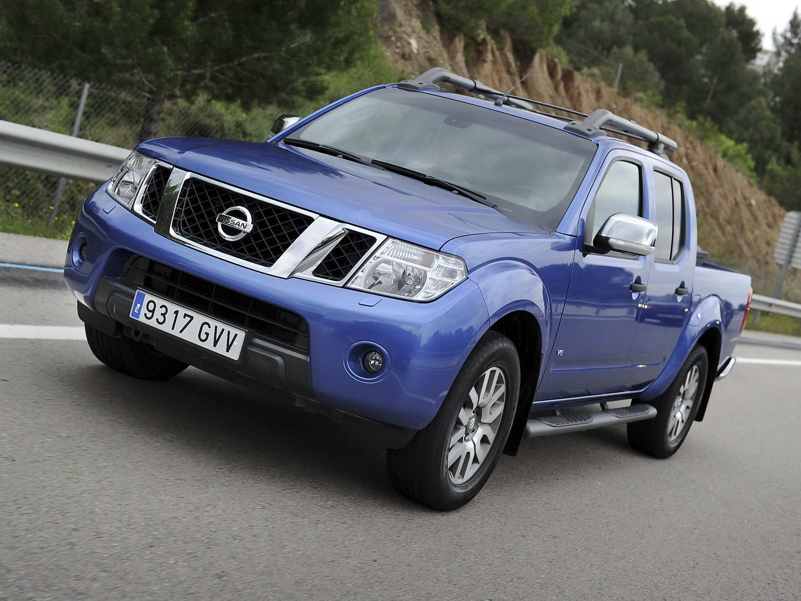 la nueva nissan pick up navara autos weblog. Black Bedroom Furniture Sets. Home Design Ideas